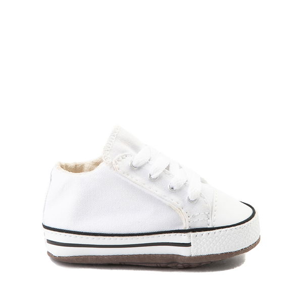 Main view of Converse Chuck Taylor All Star Cribster Sneaker - Baby - White