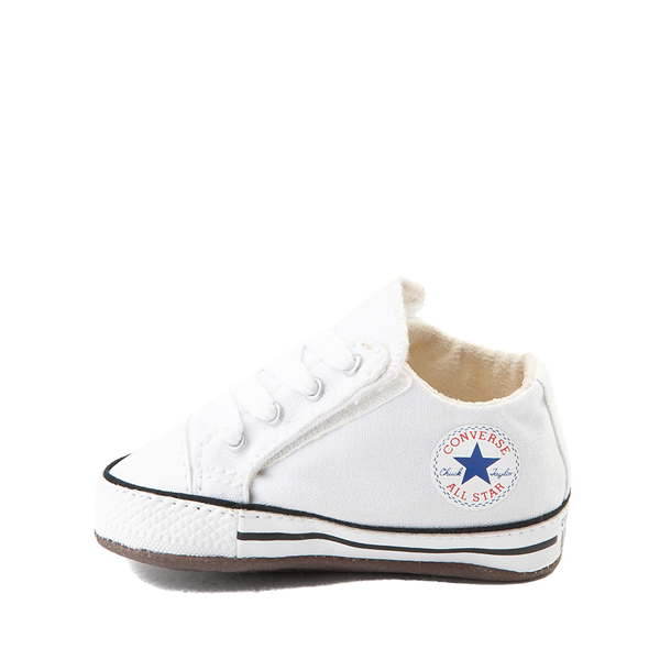 alternate view Converse Chuck Taylor All Star Cribster Sneaker - Baby - WhiteALT1