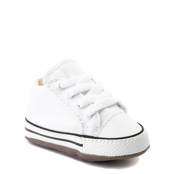 alternate view Converse Chuck Taylor All Star Cribster Sneaker - Baby - WhiteALT1B