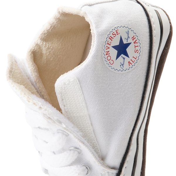 alternate view Converse Chuck Taylor All Star Cribster Sneaker - Baby - WhiteALT2B