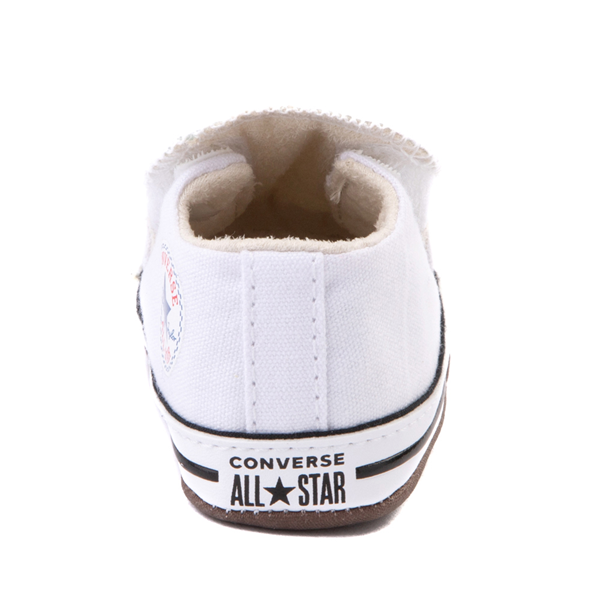 alternate view Converse Chuck Taylor All Star Cribster Sneaker - Baby - WhiteALT4