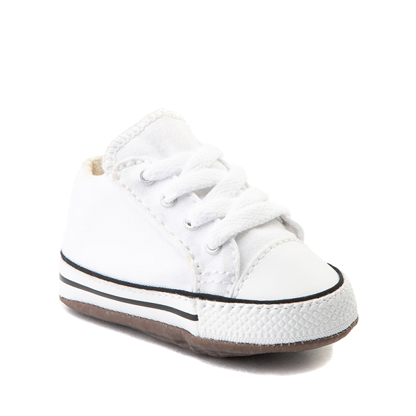 alternate view Converse Chuck Taylor All Star Cribster Sneaker - Baby - WhiteALT5