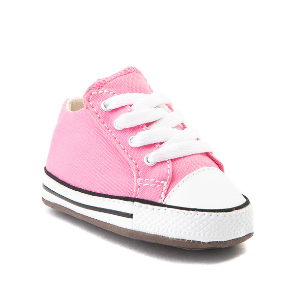 alternate view Converse Chuck Taylor All Star Cribster Sneaker - Baby - PinkALT5