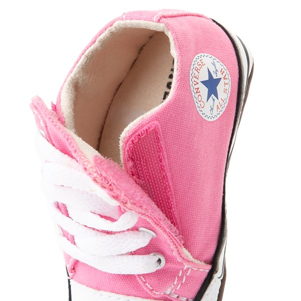 alternate view Converse Chuck Taylor All Star Cribster Sneaker - Baby - PinkALT6
