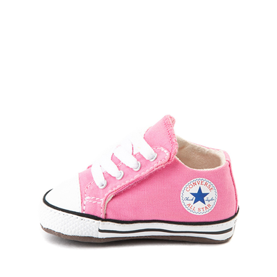 Alternate view of Converse Chuck Taylor All Star Cribster Sneaker - Baby - Pink