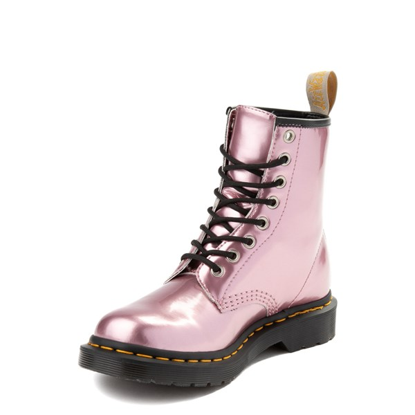 alternate view Womens Dr. Martens 1460 8-Eye Vegan BootALT3