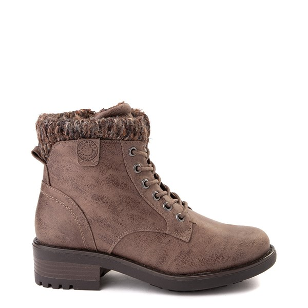 Main view of Womens B52 by Bullboxer Kara Hiker Boot - Taupe