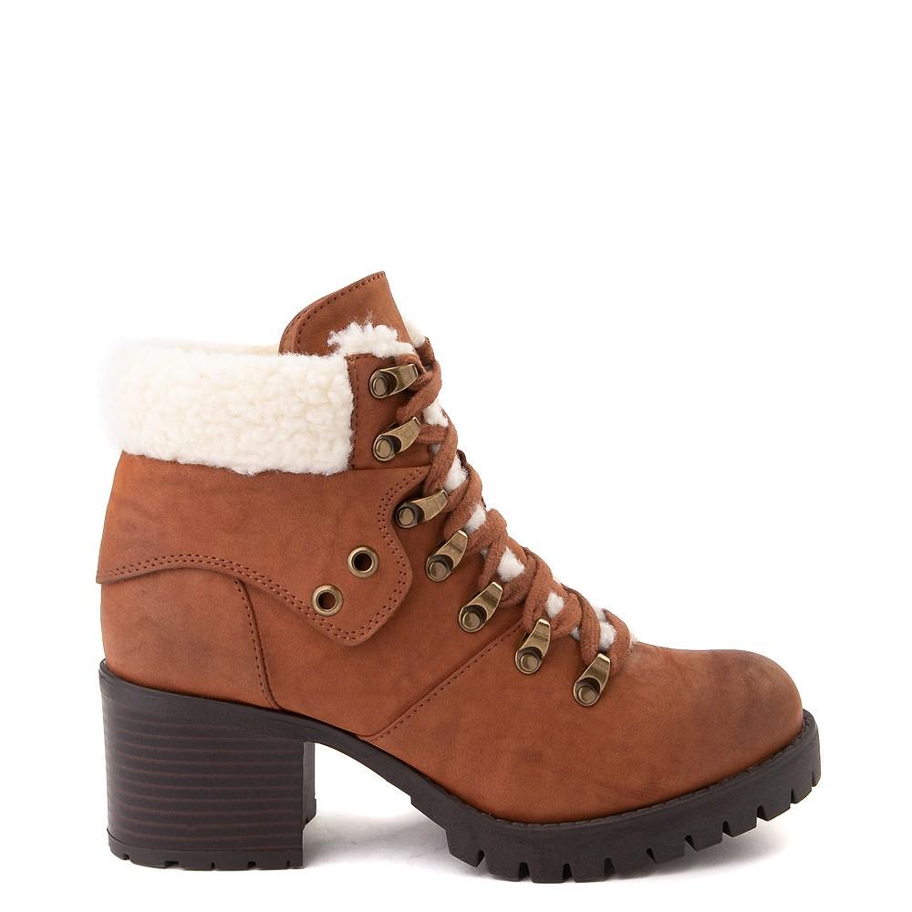 Womens MIA Tallia Hiker Boot - Luggage