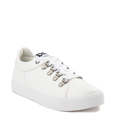 Alternate view of Womens Dirty Laundry Elevated Casual Shoe - White