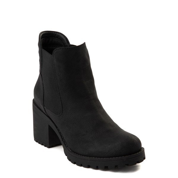 alternate view Womens Dirty Laundry Leon Chelsea Boot - BlackALT1