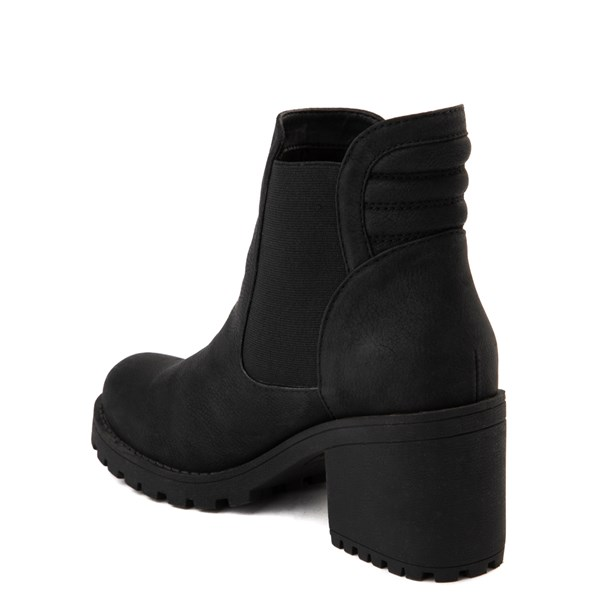 alternate view Womens Dirty Laundry Leon Chelsea Boot - BlackALT2
