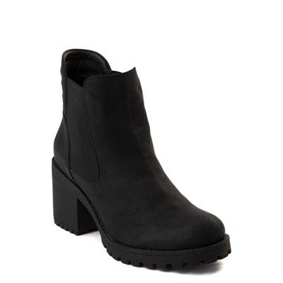 Alternate view of Womens Dirty Laundry Leon Chelsea Boot - Black