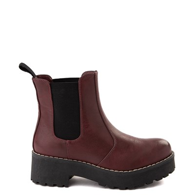 Main view of Womens Dirty Laundry Muse Chelsea Boot - Burgundy