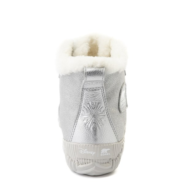 alternate view Womens Disney x Sorel Frozen 2 Out N About™ Plus Boot - Pure SilverALT6