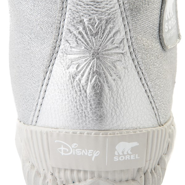 alternate view Womens Disney x Sorel Frozen 2 Out N About™ Plus Boot - Pure SilverALT7