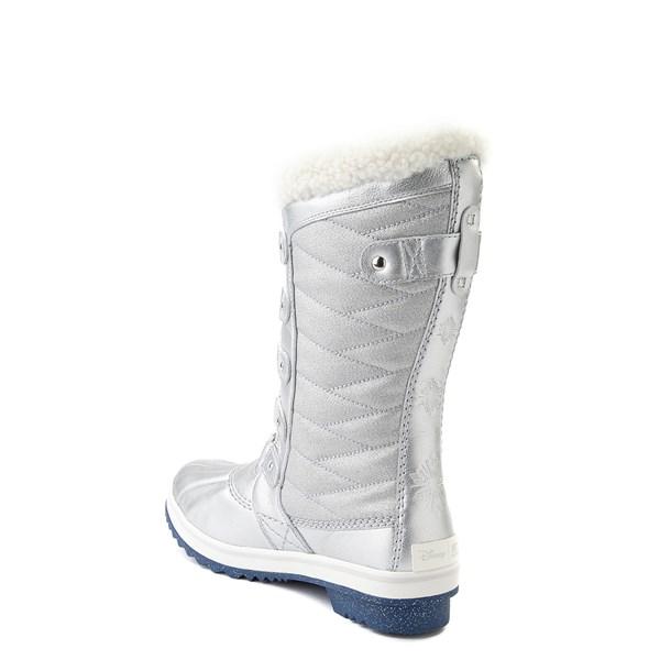 alternate view Womens Disney x Sorel Frozen 2 Tofino™ II Boot - Pure SilverALT2