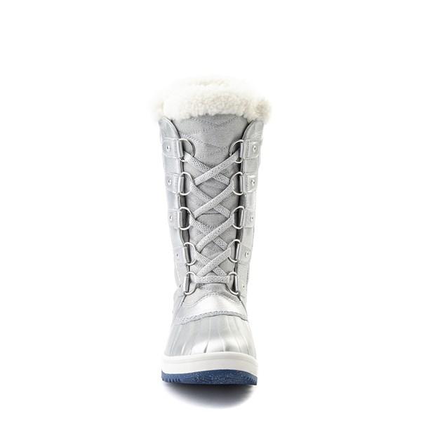alternate view Womens Disney x Sorel Frozen 2 Tofino™ II Boot - Pure SilverALT4