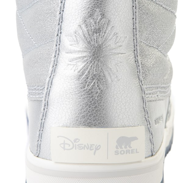 alternate view Womens Disney x Sorel Frozen 2 Tofino™ II Boot - Pure SilverALT7