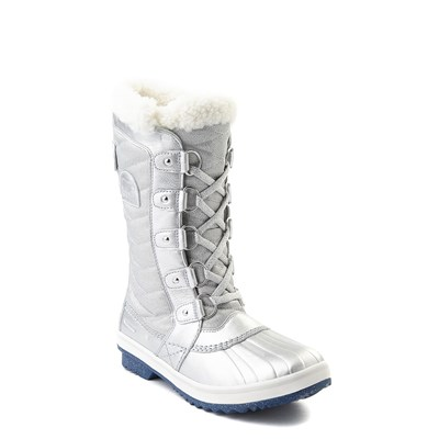 Alternate view of Womens Disney x Sorel Frozen 2 Tofino™ II Boot - Pure Silver