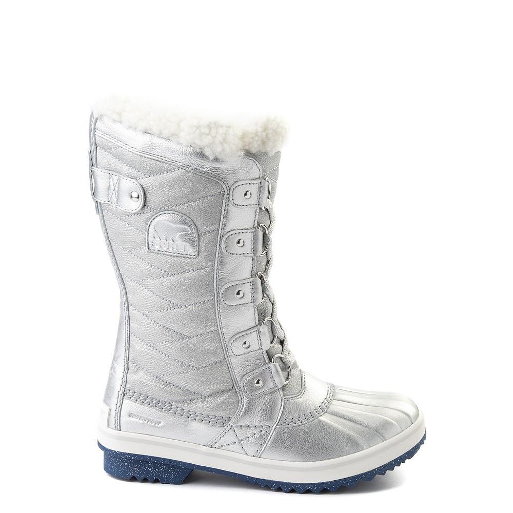 Womens Disney x Sorel Frozen 2 Tofino™ II Boot - Pure Silver