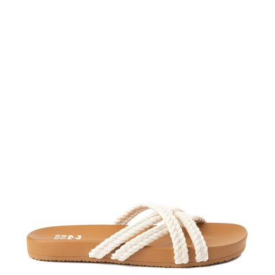 Main view of Womens Billabong Rope Tide Slide Sandal