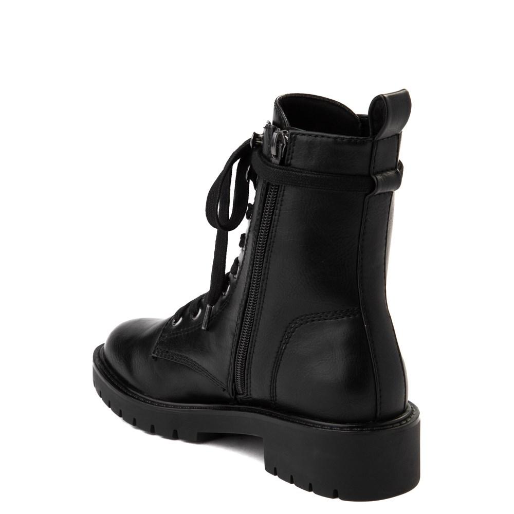 Womens Madden Girl Parker Combat Boot