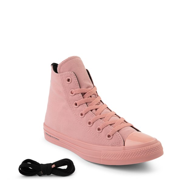 alternate view Converse x OPI Chuck Taylor All Star Hi Sneaker - Rust PinkALT1B