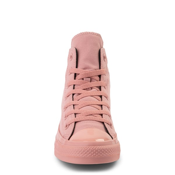 alternate view Converse x OPI Chuck Taylor All Star Hi Sneaker - Rust PinkALT4