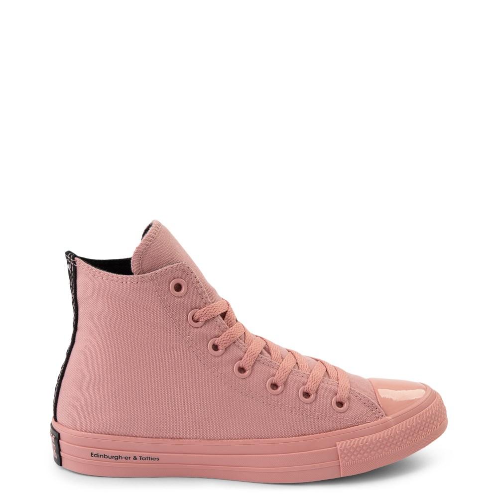 rapporto qualità-prezzo ricco e magnifico migliori offerte su Converse x OPI Chuck Taylor All Star Hi Sneaker - Rust Pink | Journeys