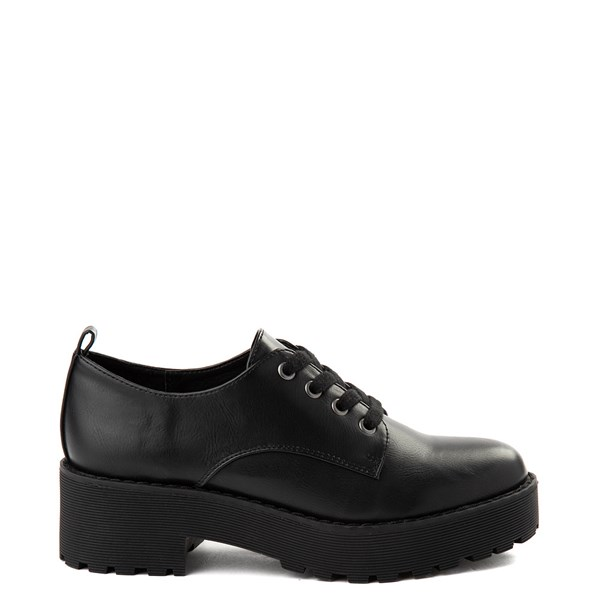 Womens Dirty Laundry Marz Oxford Casual Shoe - Black