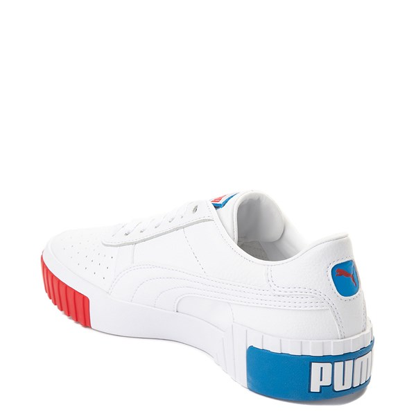 alternate view Womens Puma Cali Fashion Athletic ShoeALT2