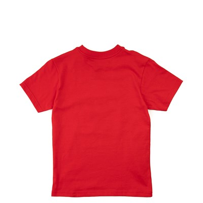 Alternate view of Vans Off The Wall Tee - Toddler - Red