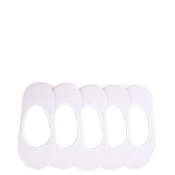 Seamless Liners 5 Pack - Girls Little Kid - White
