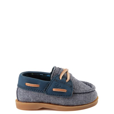 Main view of Sperry Top-Sider Authentic Original Gore Boat Shoe - Baby