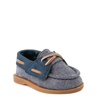 Alternate view of Sperry Top-Sider Authentic Original Gore Boat Shoe - Baby