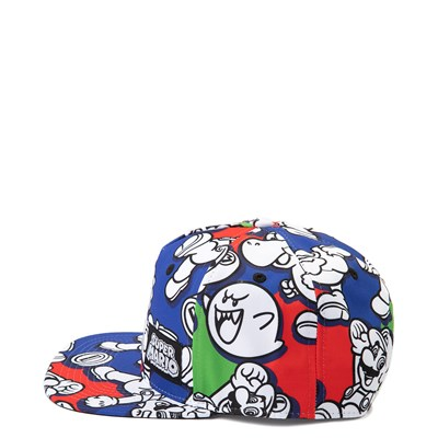 Alternate view of Super Mario Snapback Cap - Little Kid
