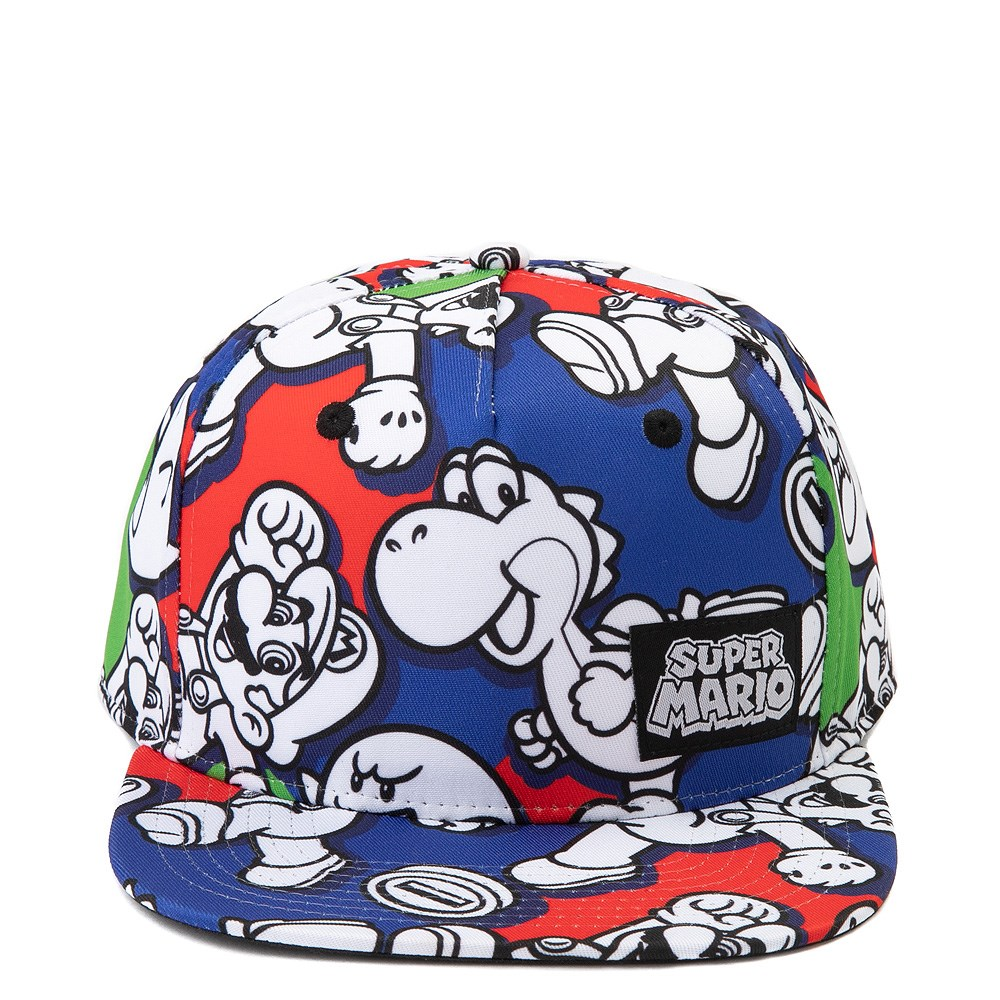Super Mario Snapback Cap - Little Kid