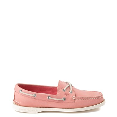 Main view of Womens Sperry Top-Sider Authentic Original 2-Eye Boat Shoe