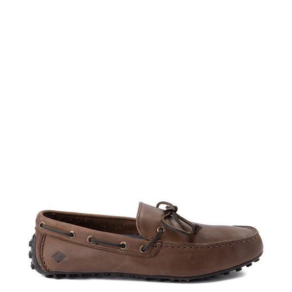 Mens Sperry Top-Sider Hamilton II Driver Casual Shoe - Brown
