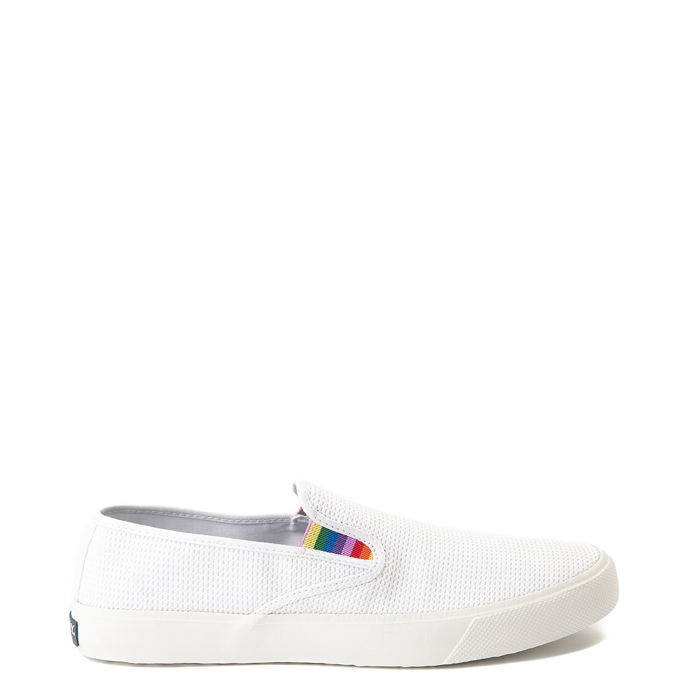 Mens Sperry Top-Sider Captain's CVO Pride Casual Shoe