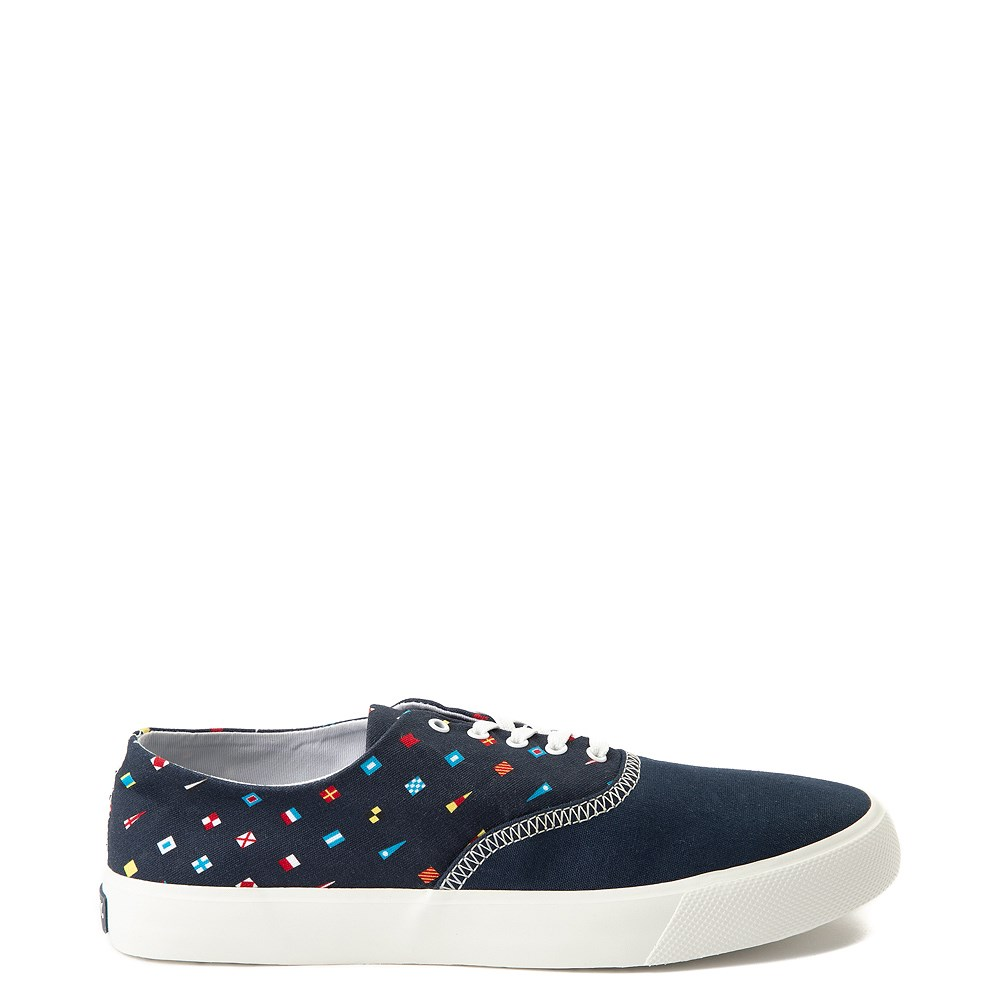 Mens Sperry Top-Sider Captain's CVO Prep Flags Casual Shoe