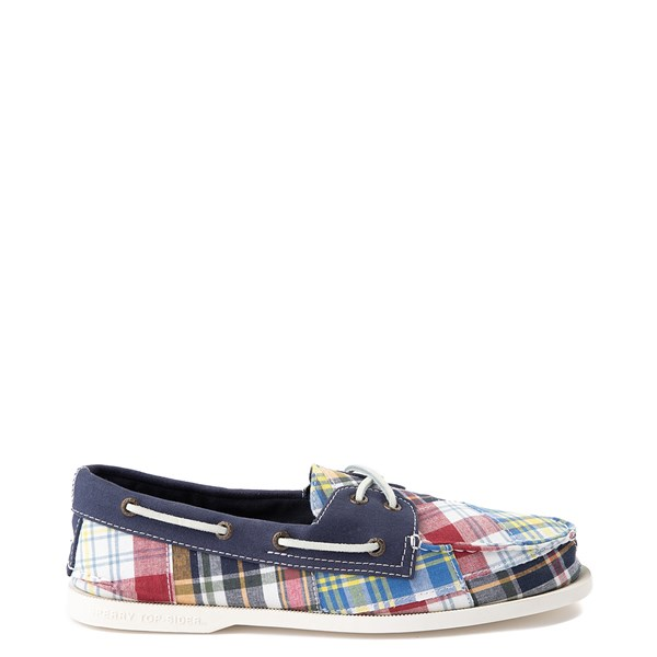 Mens Sperry Top-Sider Authentic Original Patchwork Boat Shoe