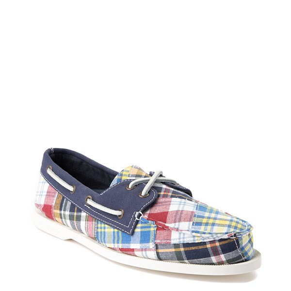 Alternate view of Mens Sperry Top-Sider Authentic Original Patchwork Boat Shoe