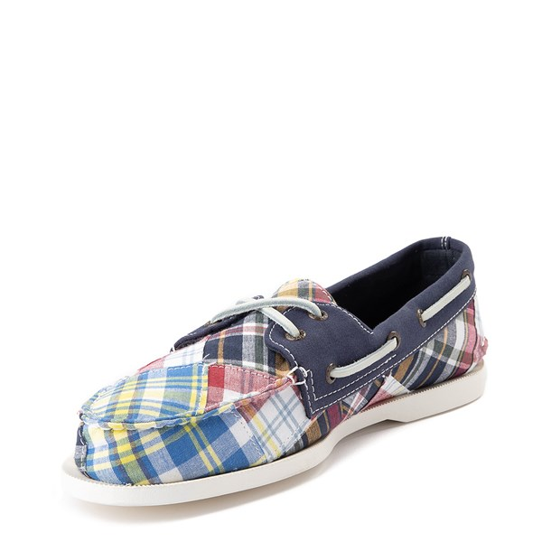 alternate view Mens Sperry Top-Sider Authentic Original Patchwork Boat ShoeALT3