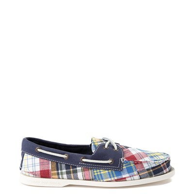 Main view of Mens Sperry Top-Sider Authentic Original Patchwork Boat Shoe