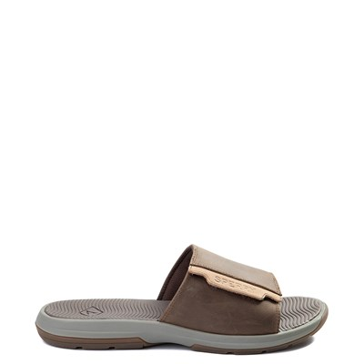 Main view of Mens Sperry Top-Sider Whitecap Slide Sandal