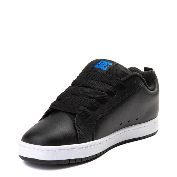 alternate view Mens DC Court Graffik Skate ShoeALT3
