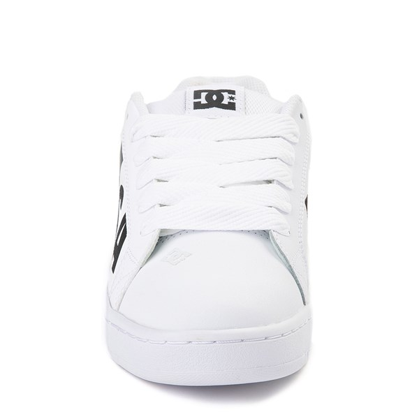 alternate view Mens DC Court Graffik SE Skate ShoeALT4