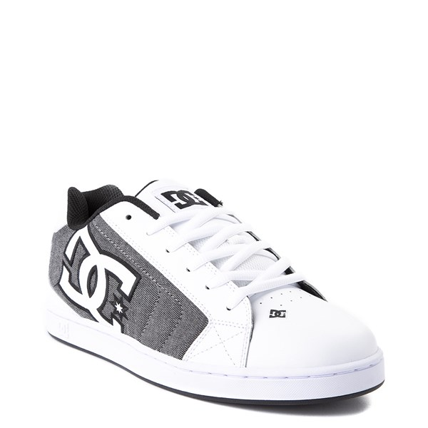 alternate view Mens DC Net SE Skate ShoeALT1