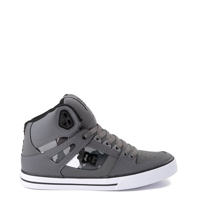 Main view of Mens DC Pure Hi Skate Shoe